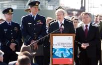PM Rudd announces Defence White Paper 2009