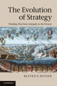 Book cover of The Evolution of Strategy