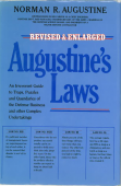 Book cover for Augustine's Laws