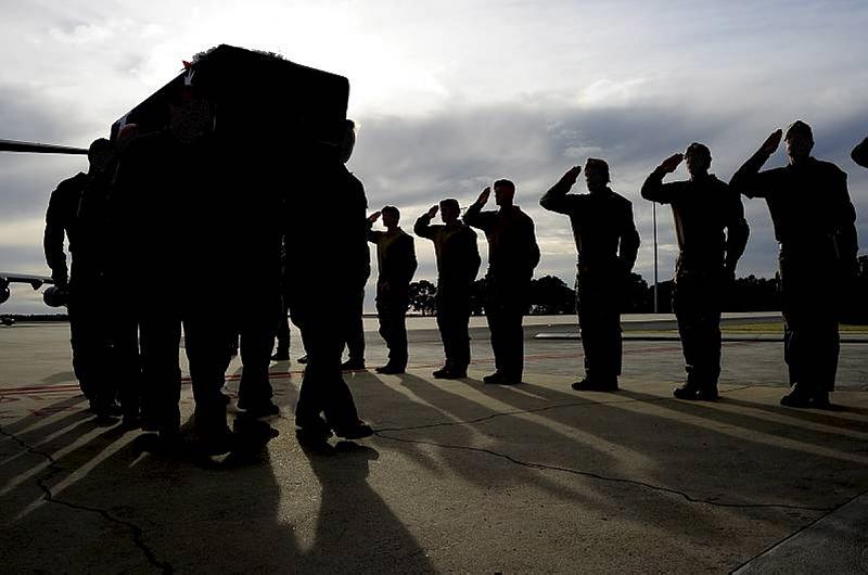 SGT Blaine Diddams, RAAF Base Pearce