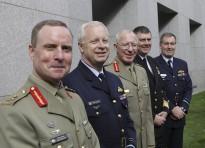 ADF chiefs