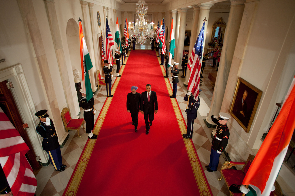 Prime Minister Singh and President Obama