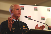 VCDF Air Marshal Mark Binskin (Photo: Luke Wilson)