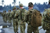 ADF personnel in East Timor, 2012