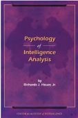 Psychology of Intelligence Analysis