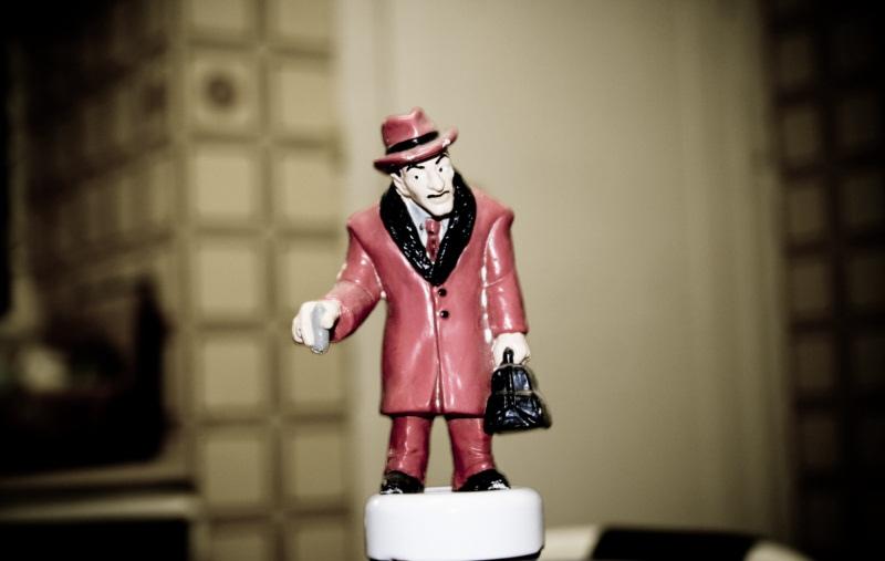 Image entitled 'Mafia_guy' by Flickr user sacks08