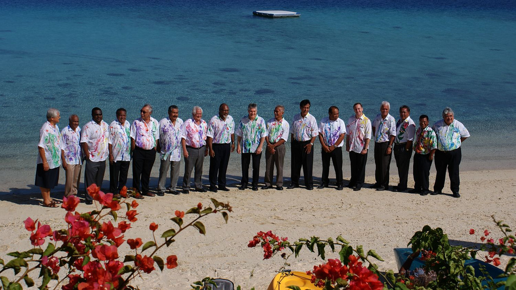 41st Pacific Islands Forum, 2010