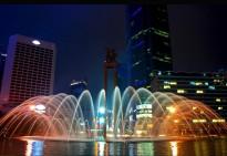 "Image entitled ""Jakarta Night"" by Flickr user Thrillseekr"