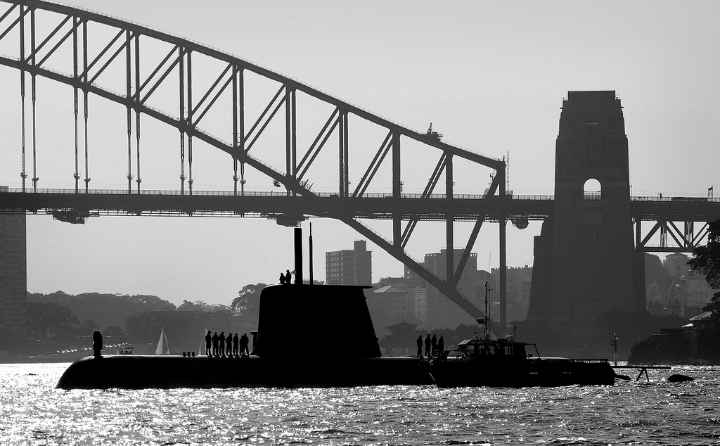 japanese submarines in sydney harbour - photo#24