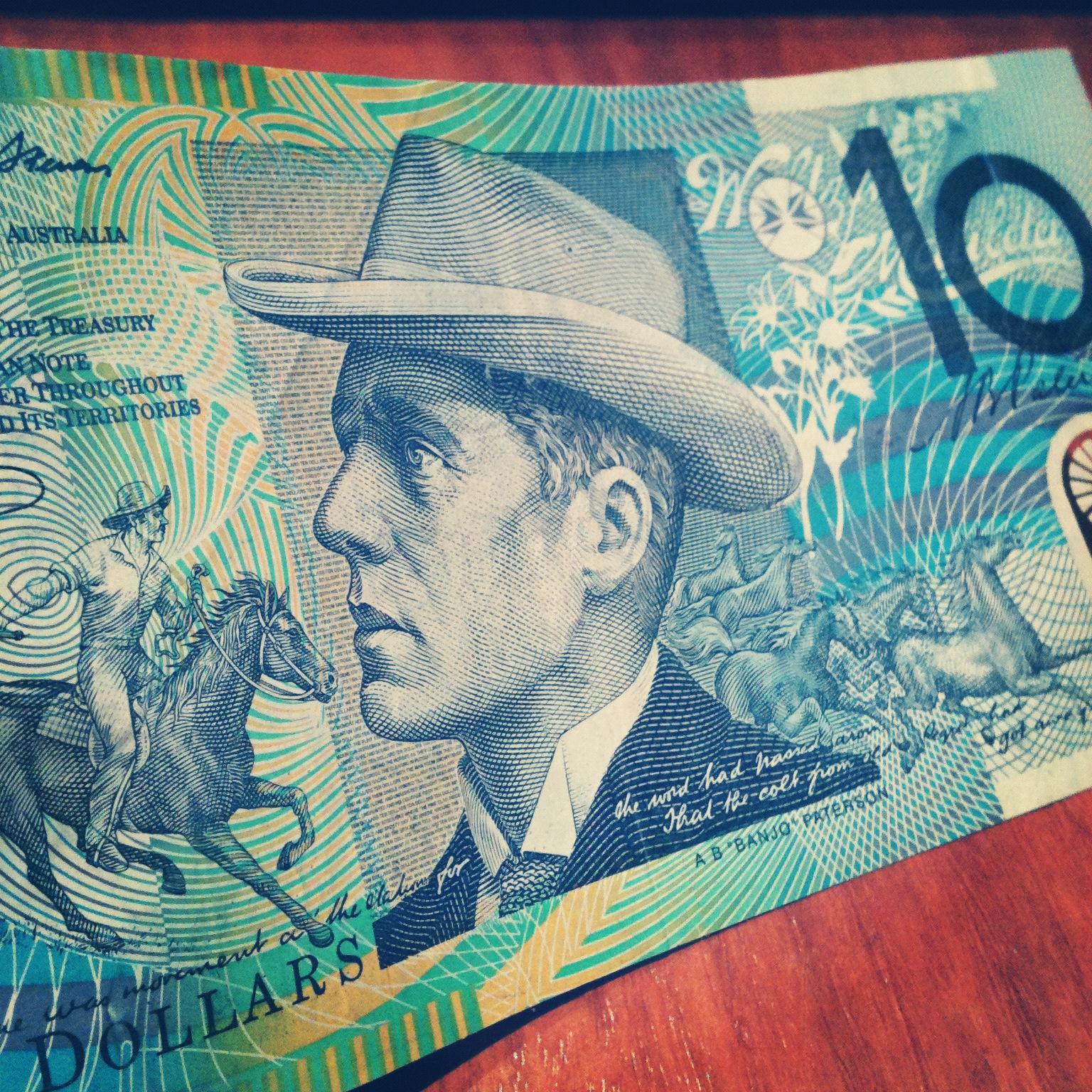Show me the money! Photo credit: Natalie Sambhi