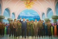 Pyongyang Subway Museum Mural