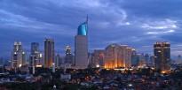 A Jakarta skyline