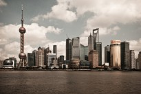 What might alternative world order look like? Image: Shanghai Pudong