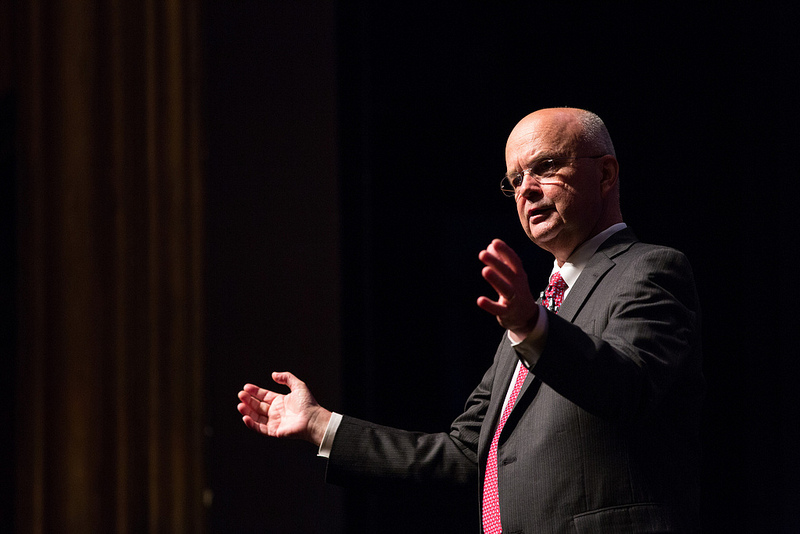 Former Director of the CIA, Michael Hayden