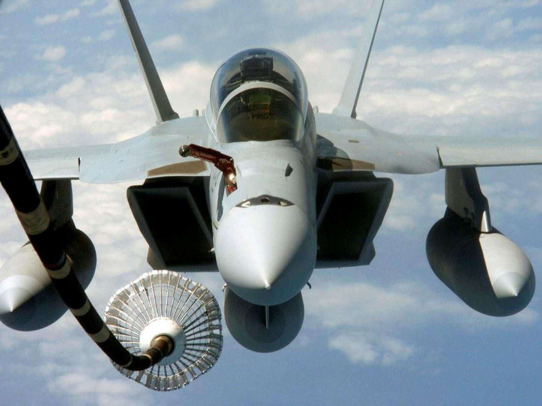 F/A-18F Super Hornet aircraft