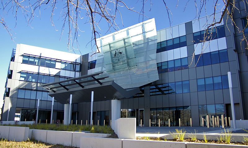Attorney-General's Department in the Canberra.