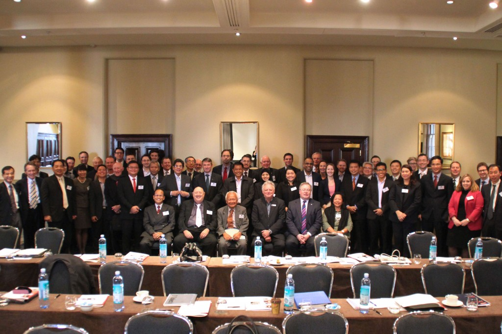 ASPI'sconference on Maritime Conference Building Measures in the South China Sea