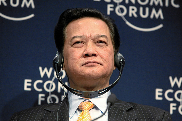 Nguyen Tan Dung, Prime Minister of Vietnam