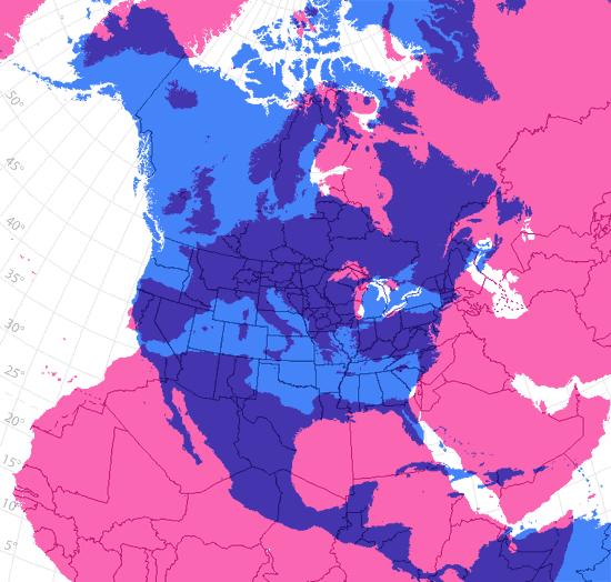 USA and Europe comparison