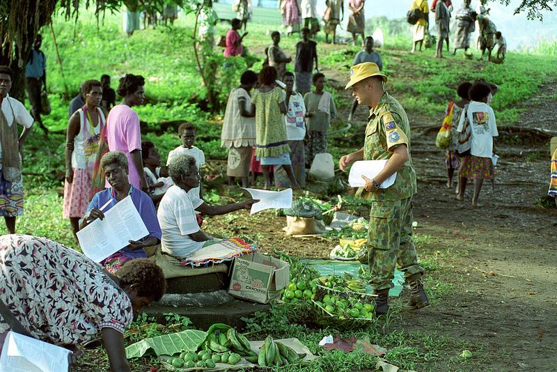 Operation Belisi, Febuary 1998.