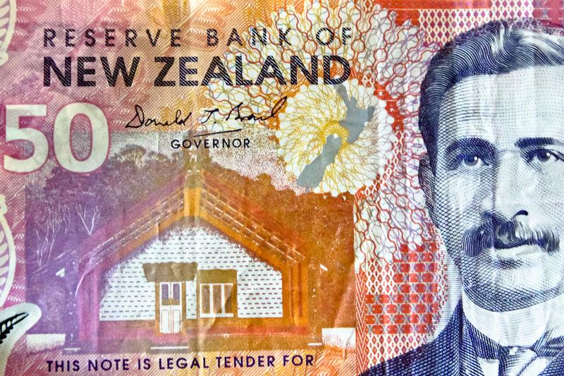 New Zealand 50 dollar note