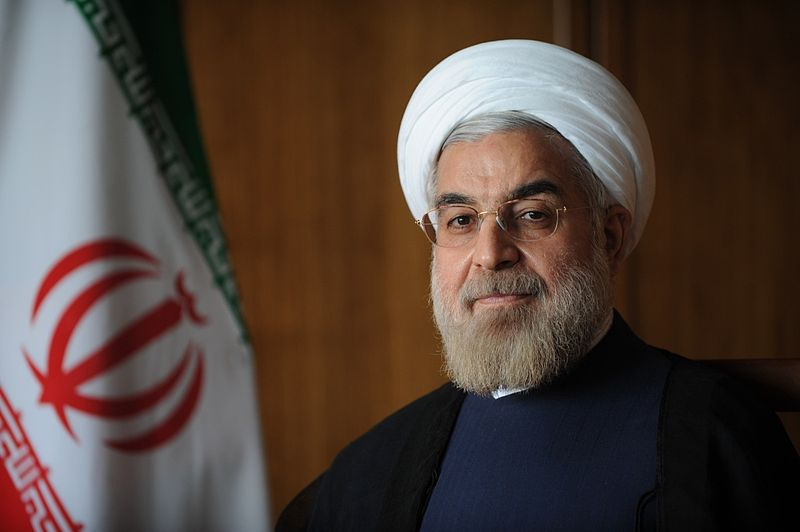 Hassan Rouhani, the 7th President of Iran.