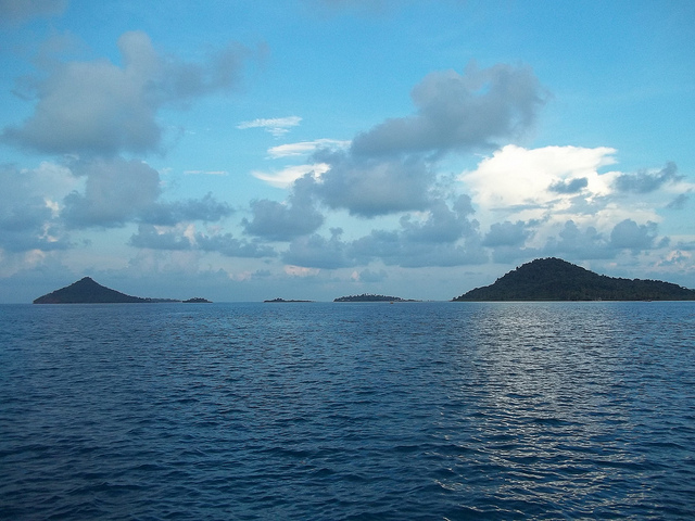 Serasan Harbor, Natuna Islands