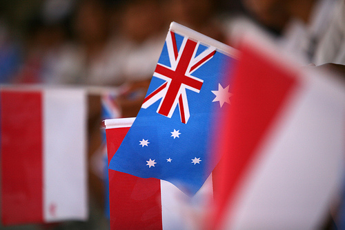 Australia and Indonesia are working together to reduce poverty and promote regional peace, stability and prosperity