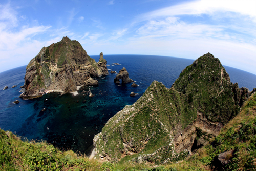 Takeshima islands