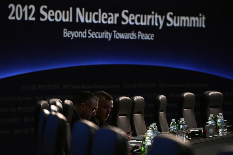 2012 Nuclear Security Summit Plenary Hall, COEX, Seoul, Korea, 27 March 2012
