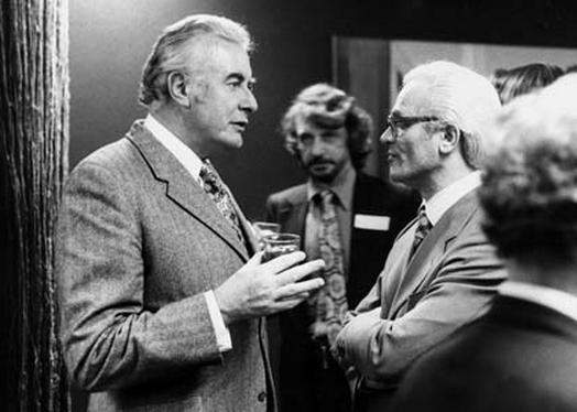 Gough Whitlam, 1974