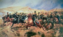 The Charge of the Light Brigade by Richard Caton Woodville. Russia's historical connection with the Crimean peninsula is much stronger than that of Ukraine.