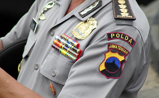 Indonesia's police
