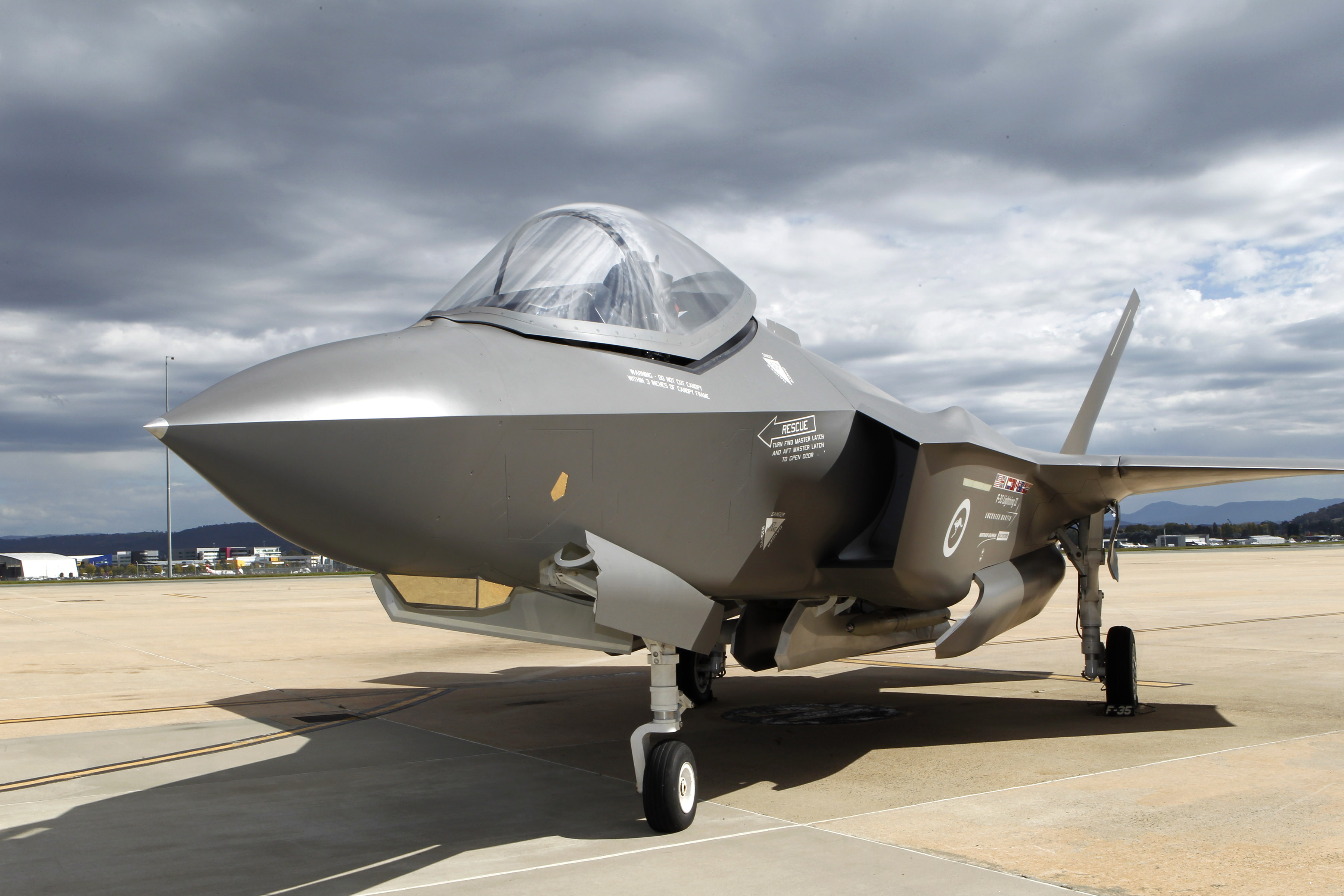 The Joint Strike Fighter—an air combat capability ...