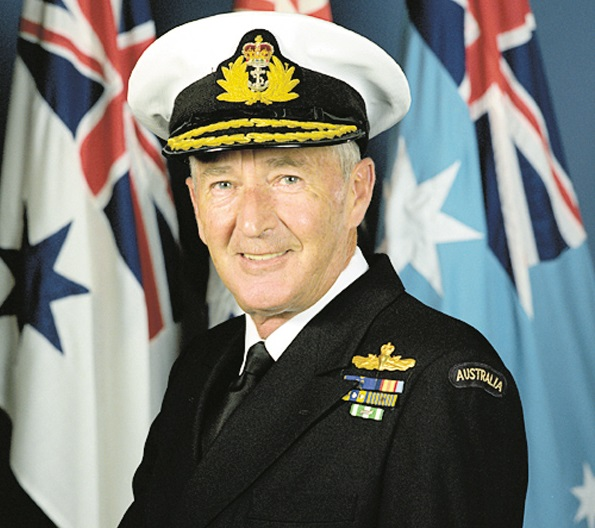 Admiral Alan Beaumont AC RAN, was appointed VCDF in 1989. He was the first person to hold this position to then go on to be appointed CDF, serving a total of 6 years in these positions.