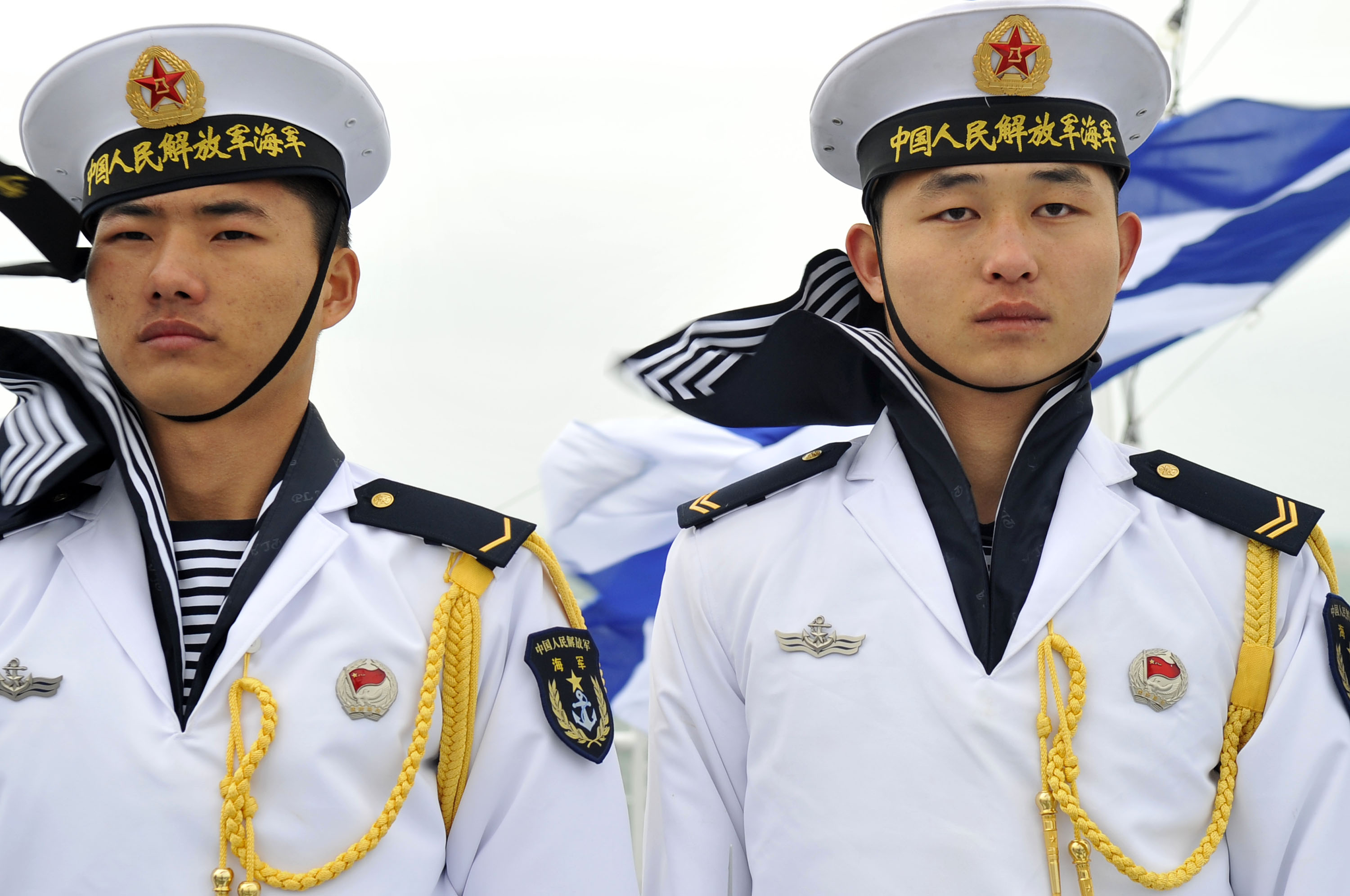 A more assertive People's Liberation Army (PLA) Navy?