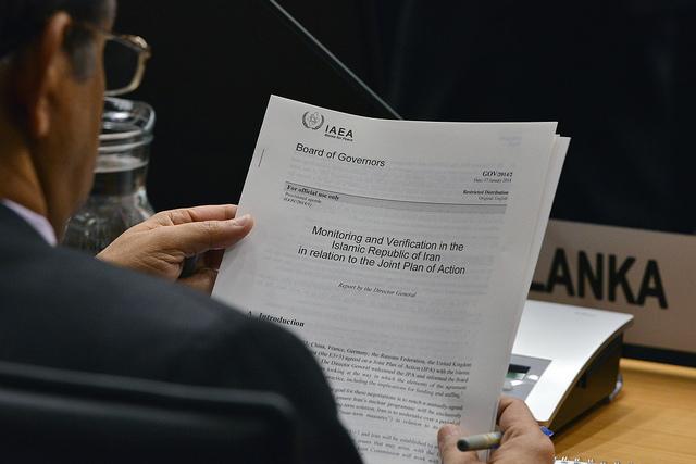 1370th Board of Governors Meeting. IAEA Headquarters, Vienna, Austria, 24 January 2014.