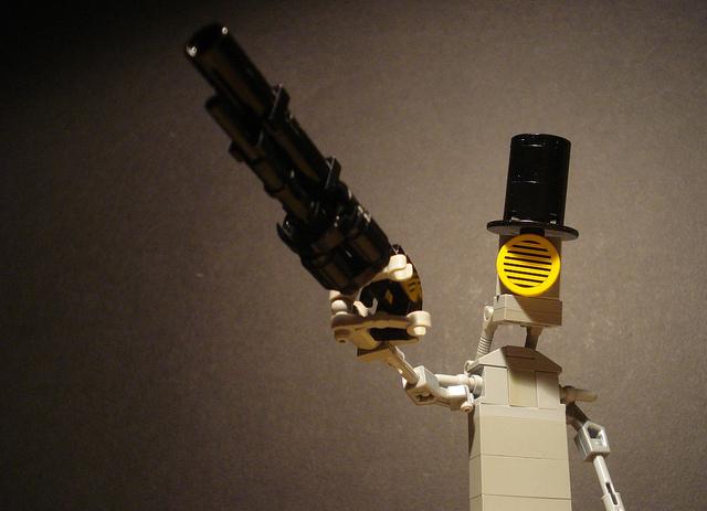 Are killer humanoid robots around the corner?