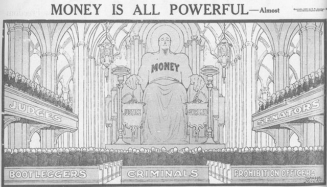 Money is All Powerful