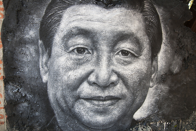 """Xi Jinping is the strongest and most nationalistic president China has had since Mao."""
