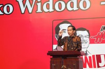 Indonesian president elect, Joko Widodo.
