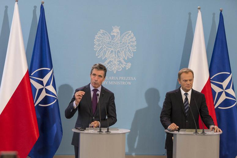 NATO Secretary General visits Poland