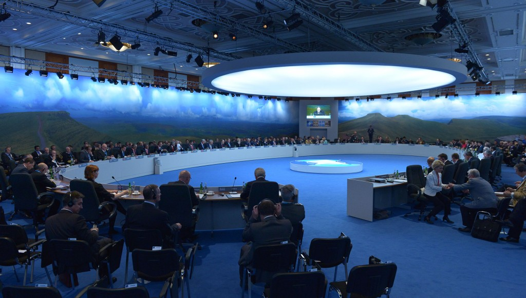 Meeting of NATO Defence Ministers with counterparts from 24 partner countries - NATO Wales Summit
