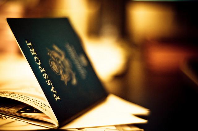 Let's Go! - Passport