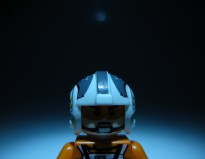 Lego in space