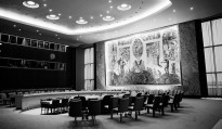 Security Council chamber, permanent Home of the United Nations