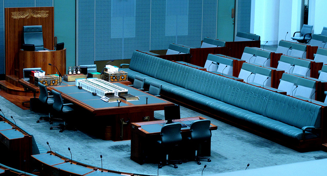 House of Representatives Front Bench