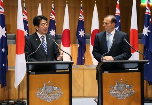 Abe and Abbott