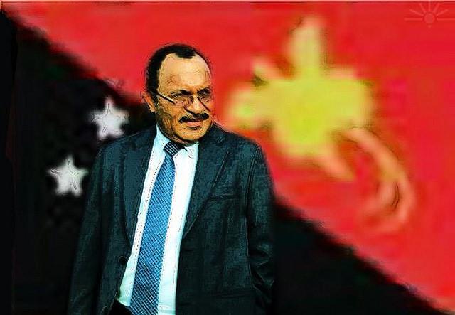 Peter O'Neill Papua New Guinea