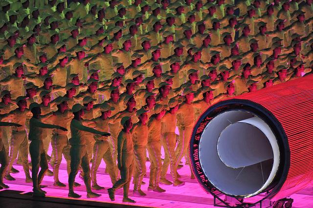 What will be China's next gunpowder moment?
